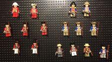 Lego custom Revolutionary war set with General George Washington