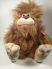 "Aurora Large Big Foot 12"" Original Tag stuffed Toy"
