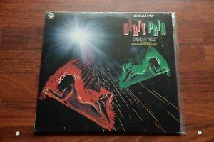DIRTY PAIR SYNTHESIZER FANTASY JAPAN  VINTAGE ANIME MUSIC LP  VINYL CX-7252 1985