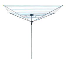Hills Airdry Rotary Dryer Airer Heavy-Duty 4 Arm 40m Garden Washing Clothes Line