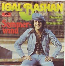 """7"" - IGAL BASHAN - Sommerwind"