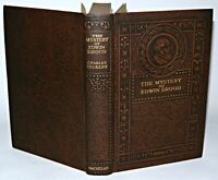 The Mystery Of Edwin Drood - Charles Dickens-  HB, 1931 Reprint, Macmillan & Co