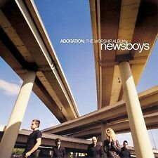 NEWSBOYS - Adoration: Worship Album (CD) SHIPS NEXT DAY Religious Devotional