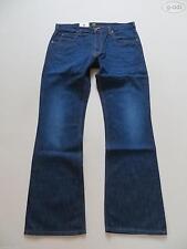 Lange Lee indigo/dark-wash Herren-Jeans