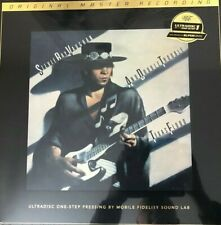 Stevie Ray Vaughan - And Double Trouble  Ultradisc Mobile Fidelity Vinyl Box Set