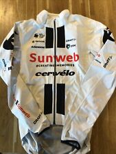 Team Sunweb Craft Trainee Rain Jacket Various Sizes