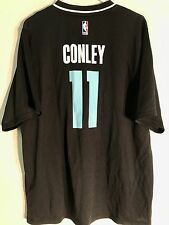 Adidas NBA Jersey Memphis Grizzlies Mike Conley Black Short Sleeve sz L