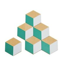 Areaware : Table Tiles Coasters - Green
