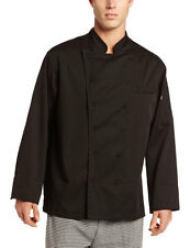 Dickies Chef Executive Long Sleeve Chef Coat/Jacket Cloth Covered Buttons Dc101