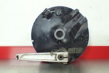 1981 1982 Suzuki RM125 RM 125 front brake hub panel shoes lever