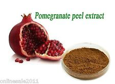 Pomegranate Peel Powder 200g Anar Chilka Churna Organic Free Ship