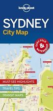 Lonely Planet Sydney City Map (Travel Guide) New Map Book Lonely Planet