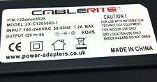 12v SONY AC-NB12A 30W 2.5A Desktop mains power supply adapter includes uk lead