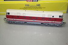 Brawa 0430 Diesellok Baureihe 119 006-5 DR DSS Wechselstrom Spur H0 OVP