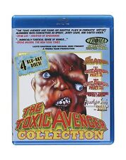 The Toxic Avenger Collection [Blu-ray] Free Shipping
