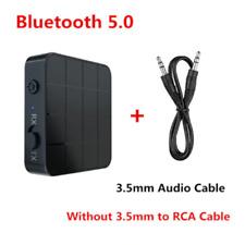 VIKEFON Bluetooth 5.0 Audio Receiver Transmitter AUX RCA 3.5MM Jack USB NYPR A87