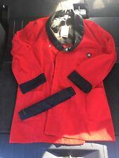 Vtg 1960s Roytex Hugh Hefner Style ROBE Smoking Jacket Playboy Corduroy NWT Rare