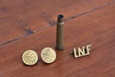 Rare Ww1 Canadian Infantry Inf Pin, 2 Rcaf Buttons Shell, Air Force Military Lot
