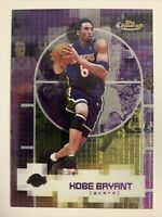 2000-01 Topps Finest #8 Kobe Bryant LA Lakers!