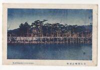 Karasakinomatsu Japan Vintage Postcard 789b