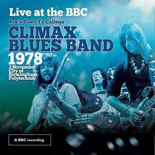 Climax Blues Band - Live At The BBC (Rock Goes To College, 1978) (NEW CD+DVD)
