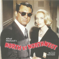 NEW CD Soundtrack Alfred Hitchcock North by Northwest (Mini LP Style card Case)
