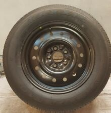 DACIA DUSTER 2010- 18 16 INCH STEEL SPARE  WHEEL FULL SIZE. tyre 215 65 16 6.5mm
