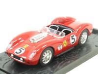 Brumm Diecast R94 Ferrari 250 TRS HP 300 Red 1960 1 43 Scale Boxed
