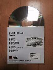 Sleigh Bells Treats Promo / DJ CD 2010 Mom + Pop / Columbia