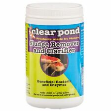 LM Clear Pond Dry Sludge Remover & Clarifier 16 oz