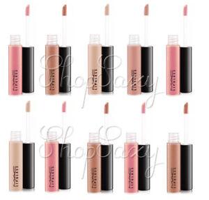 MAC Cosmetics Lip Glass Lip Gloss Mini Travel NEW 2.4 g  / 0.08 US fl oz