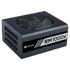 Corsair rm1000x 1000w completamente Modulare ATX 80 Plus Gold Alimentatore PC COMPUTER