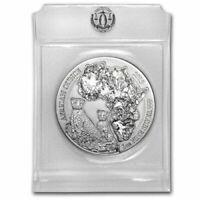 2013 Rwanda *CHEETAH *1 oz Silver .999 African Wildlife Bullion Coin (sealed)