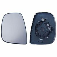 BERLINGO / DISPATCH / PARTNER / COMBO / VIVARO RIGHT HEATED WING MIRROR GLASS
