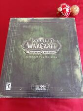 World of Warcraft: The Burning Crusade Collector's Edition Rare New Sealed Mint