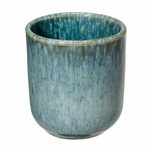 Criativa türkis Becher ohne Henkel Keramik 0,19 L