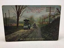 Buffalo Steam Roller Co. Buffalo NY Postcard