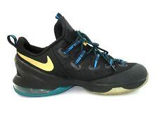 580e7cd378d Nike Lebron James 2015 Black NBA Basketball Athletic Sneaker Shoes Mens 12M