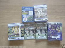Teams C-E Chelsea Reserves Football Programmes