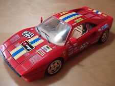 **MINT** Bburago 1:18 Red 1984 Ferrari GTO Diecast Model