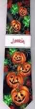 """SUPER RARE Jerry Garcia NEW """"Butterfly Trap"""" Halloween Tie Necktie NWT #55"""