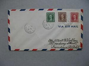 CANADA, cover FDC 1937, King George VI