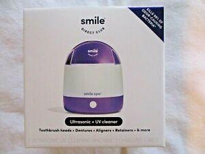 SMILE DIRECT CLUB ULTRASONIC -UV CLEANER - DENTAL
