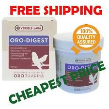 10 GRAMS OF ORO DIGEST VERSELE LAGA OROPHARMA CANARIES FINCHES