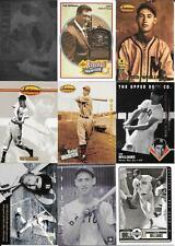 TED WILLIAMS 1994 UPPER DECK ALL TIME HEROES 125TH ANNIVERSARY #50 COMBINED S/H