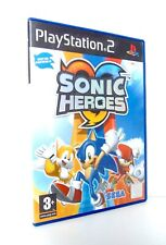 SONIC HEROES Sony Playstation 2 PS2 FR (2)