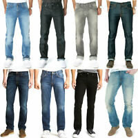 Neu Nudie Herren Slim Straight Fit Bio Jeans Hose - Slim Jim - B-Ware