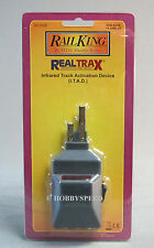 MTH RAILKING INFRARED TRACK ACTIVATION DEVICE track train I.T.A.D.  40-1028 NEW