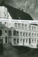 Weißenhorn - Westflügel des alten Fuggerschlosses - um 1930   W 6-1