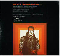 Giuseppe Di Stefano: The Art Of Stefano, Tenor - LP Vinyl 33 RPM